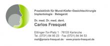 Kieferchirurgische Praxis Dr. Carlos Fresquet